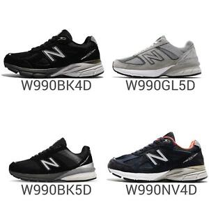 new products e0f29 45002 Details about New Balance W990 D Wide 990 V4 V5 Made In USA Womens Running  Shoe Sneaker Pick 1
