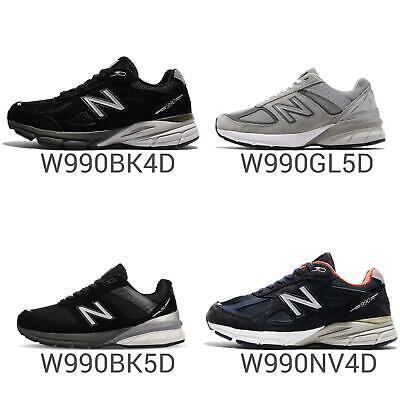 New Balance W990 D Wide 990 V4 V5 Made In USA Womens Running Shoe Sneaker  Pick 1 | eBay