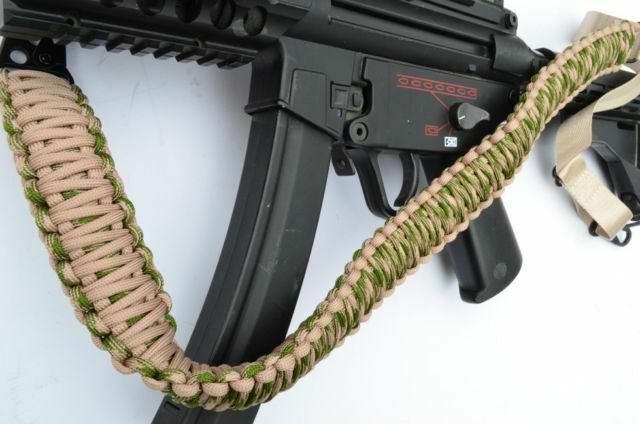 "NcSTAR VISM AASWQRB Quick Detachable 1.25/"" Hunting Rifle Single Sling Swivel"