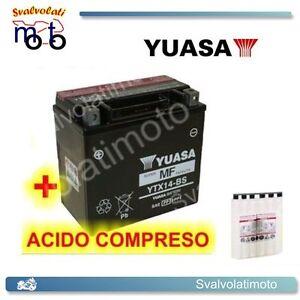 BATTERIA-YUASA-CON-ACIDO-PER-BUELL-XB9S-900-LIGHTNING-2003-2004-MOTO