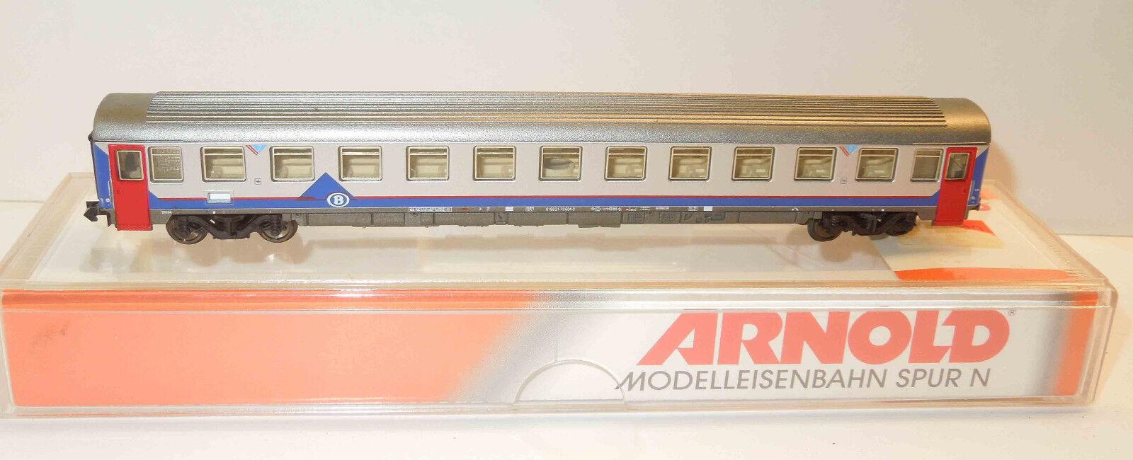 Arnold Spur N 3787 SNCB Schnellzugwagen 2. Kl  | | | Online-Exportgeschäft  930629