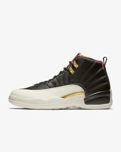 NEW-Nike-Air-Jordan-XII-Retro-12-Chinese-New-Year-CNY-CI2977-006-Men-039-s-Size-8-14