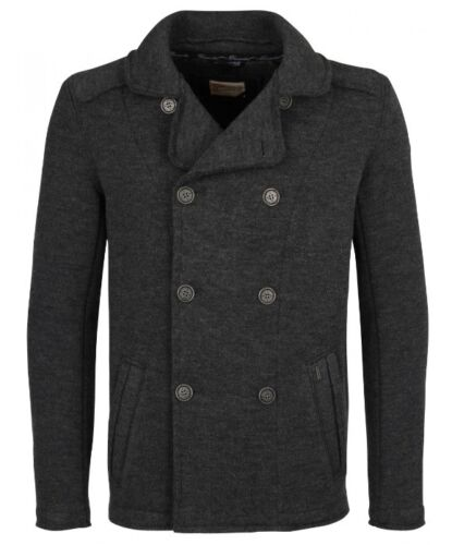 Dreimaster Dd Jacket Caban Medium 03 Mens Cs170 Grey YqTaYd