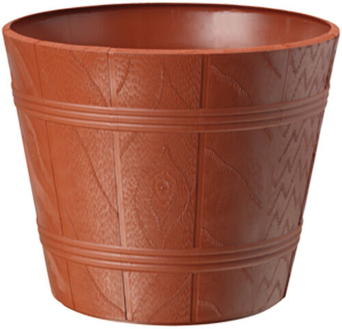Fiori vaso fioriera Elba con paracolpi 15cm-42cm Viola