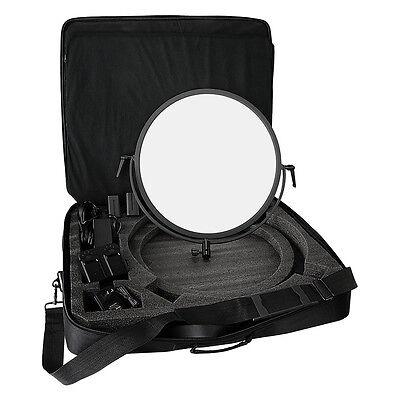 "Fotodiox Pro FlapJack LED C-700RSV Bicolor Studio Edge Light - 18"" Ultra Thin"