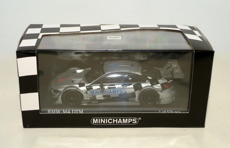 BMW m4 Dtm Minichamps 1 43 foire modèle Nuremberg Toy Fair 2016 413162493 Limited