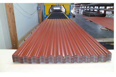 Baustoffe & Holz Fürs Dach Das Beste 5,99eur/m² Trapezblech Trapezbleche Profilbleche Sonderposten 22 Stück á 4,00m