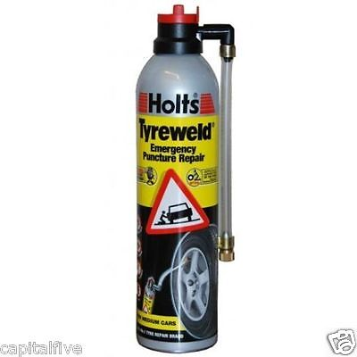 Holts Tyreweld 400ml Emergency Puncture Repair and Sealent