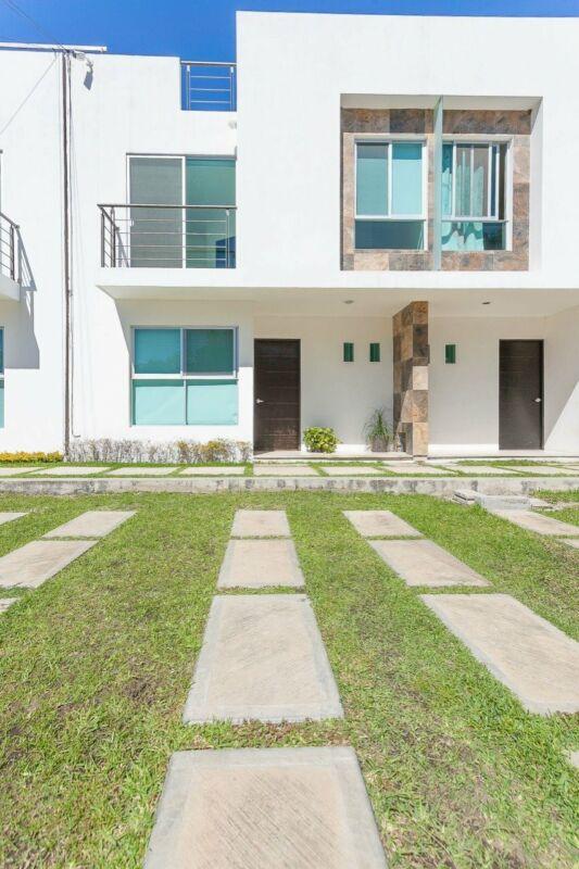 Casas con alberca y roof garden a 10 minutos de Cuernavaca