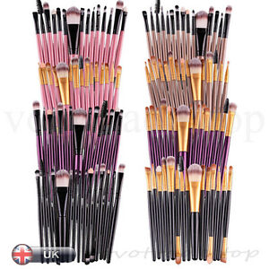 Professional-15-Pcs-Makeup-Brushes-Set-Lip-Liner-Shade-Foundation-Cosmetic-Brush