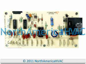 Trane Defrost Control Board Cnt1431 Cnt1642 Cnt01642 Ebay