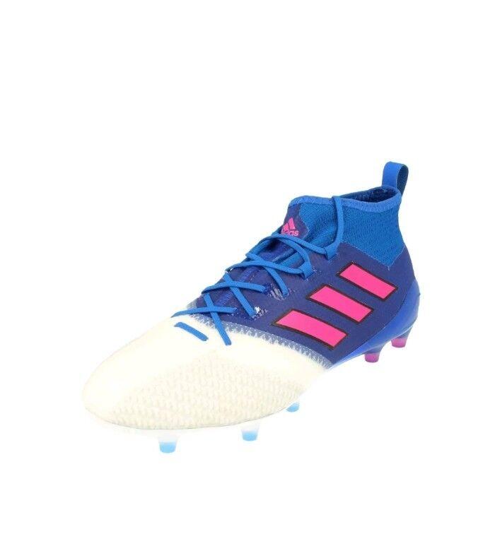 Adidas ACE 17.1 Primeknit FG Hombre Botines De Fútbol botas de fútbol BB4319   Reino Unido 7.5