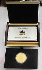 2003 CANADA $350 DOLLARS 99999 , 24K GOLD COIN, WHITE TRILIUM, RARE 38.05 GRAMS