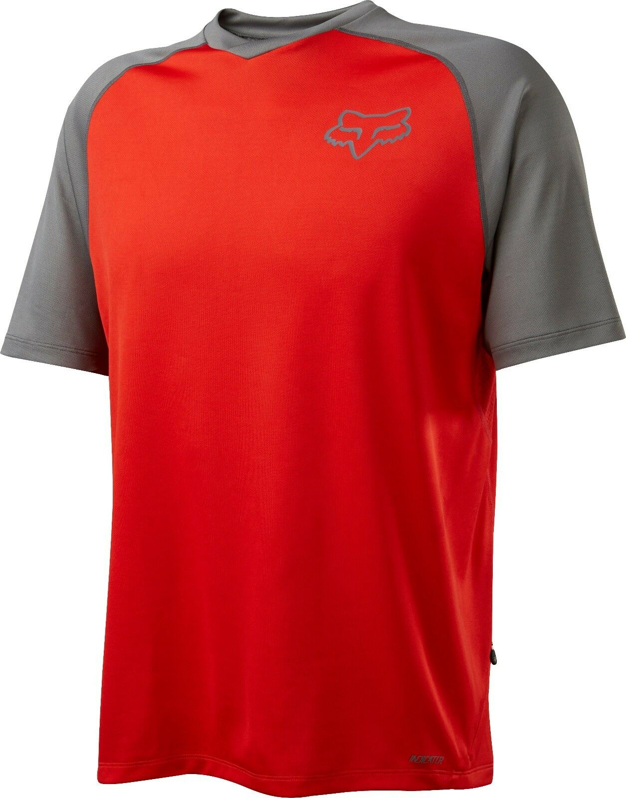 Fox Racing Indicator Limited Edition ss Jersey Charcoalrosso