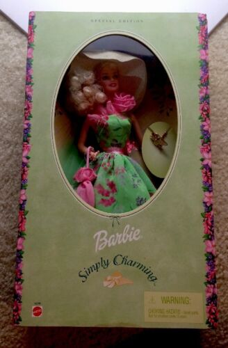 """Mattel Special Edition /""""Simply Charming/"""" Barbie"""