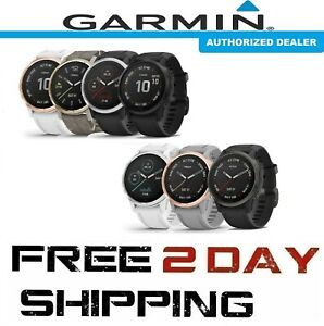 Garmin Fenix 6S Multisport GPS Watch Standart, Pro or Sapphire Edition