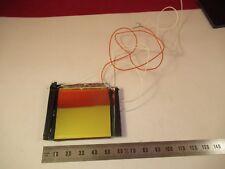 Optical Experimental Solar Cell Thin Film Weird Optics As Pictured Ampp7 Ft 89