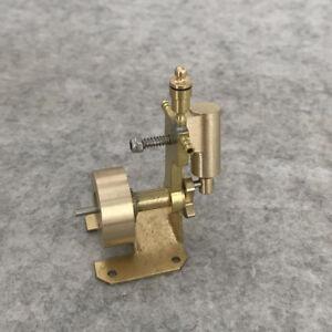 Details About Mini Steam Engine Motor Toy Oscillating Steam Engine Generator Diy Boat Motor
