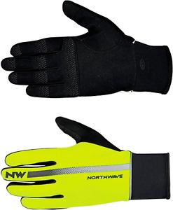 outlet la migliore vendita risparmia fino all'80% Dettagli su Guanti Northwave Dynamic Full Glove Invernali Bicicletta Corsa  Mtb Ciclismo