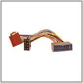 Connettore-ISO-C-CROSSER-gt-2007-con-navigatore-no-ampli