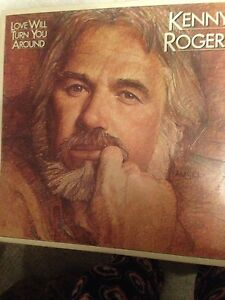 Love Will Turn You Around by Kenny Rogers (Vinyl, EMI ...