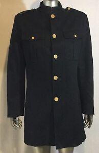 Humorvoll Damen Vintage Ralph Lauren Blazer Jacke 1990s Größe 12 Us