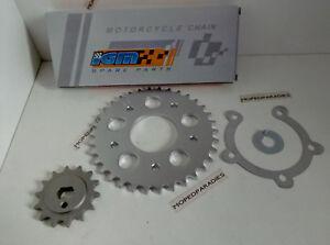 Kreidler Florett K54 RM RMC Motor Schrauben komplett Satz NEW