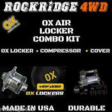 Ox Air Locker WITH Air Compressor Kit for Ford 8.8 w/ 2.73 & UP Ratio 31 SPLINE