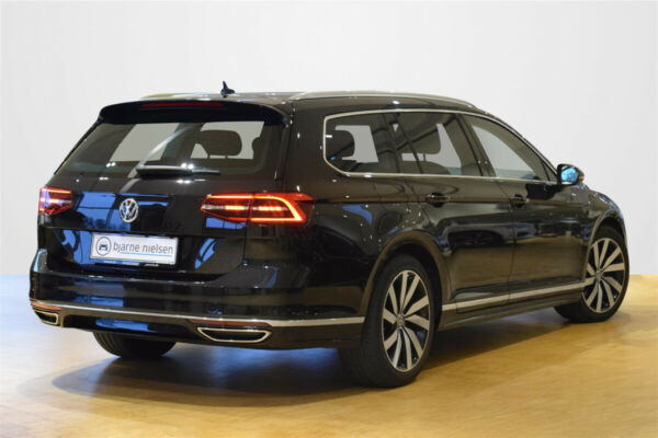 VW Passat 2,0 TDi 190 R-line Variant DSG - billede 2