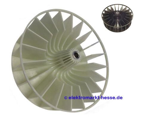 Lüfterrad für Constructa Wäschetrockner SET enthält 962025+962026