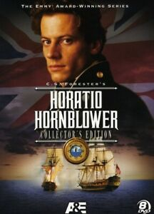 Horatio-Hornblower-8-Movie-Collection-8-Disc-Collectors-Edition-DVD-NEW