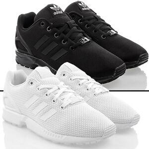 Neu-Adidas-ZX-FLUX-Originals-Damenschuhe-Turnschuhe-Laufschuhe-Freizeit-SALE