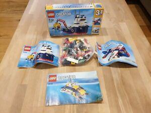 LEGO-Creator-Erforscher-der-Meere-31045