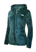 Women's The North Face Osito Hoodie Silky Fleece Jacket Full Zip Size 3xl Xxxl
