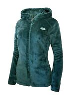 Women's The North Face Osito Hoodie Silky Fleece Jacket Full Zip Size 3xl Xxxl