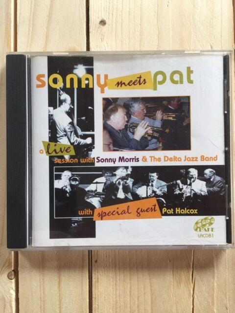 Sonny Morris & the Delta Jazz Ba... - Sonny Morris & the Delta Jazz Band CD LZVG