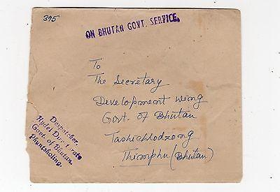 Service Cover c25139 Charitable Bhutan On Bhutan Govt