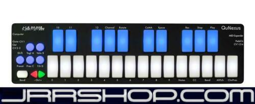 Keith McMillen QuNexus MIDI Controller New JRR Shop