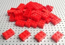 Lego Red 2x3 Brick (3002) x20 in a set *BRAND NEW* Space City Star Wars Marvel