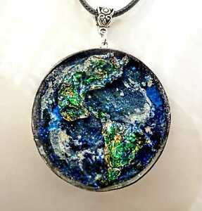 pendant-Orgone-Orgonite-Planet-Earth-with-stones-and-crystals-Reiki-meditation