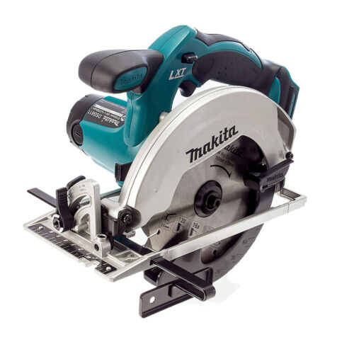 MAKITA 18V DSS611 CIRCULAR SAW 1 BL1850 BATTERY 240v DC18RC CHARGER CASE