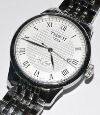 Tissot Le Locle Automatic White Dial 25 Jewels Swiss Made! Excellent! L164/264-1