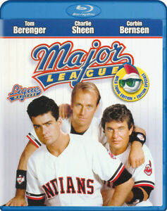 Major-League-Blu-Ray-Bilingue-Canadese-R-Nuovo-Blu