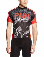 item 3 Pain is Weakness Cycling Jersey Men s Medium Short Sleeve 83  Sportswear -Pain is Weakness Cycling Jersey Men s Medium Short Sleeve 83  Sportswear c6e373596