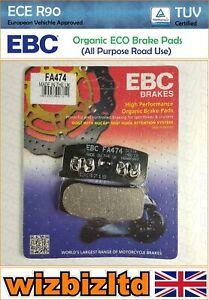 EBC BRAKE PADS FA474 MC Can-Am