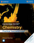 Cambridge IGCSE (R) Chemistry Practical Teacher's Guide with CD-ROM by Michael Strachan (Mixed media product, 2016)