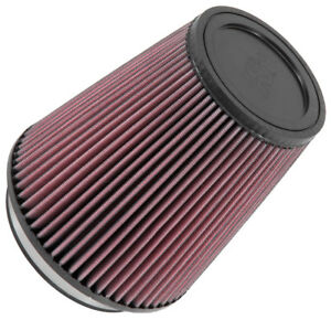 "Ru-2800 K&n Universal Rubber Air Filter 5""flg, 6-1/2""b, 4-3/8""t, 7""h (kn Univers"