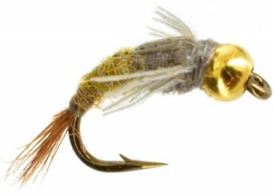 Juju Emerger Brown 20 22 Umpqua Feather Merchants