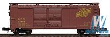 Walthers CHICAGO NORTHWESTERN #57432 40' Steel Double Door BoxCar Item #932-8306