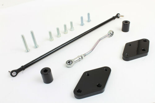 Reduced Reach Forward Control Kit XL 2004-2013 Sportster 1200cc EVO 5-Speed